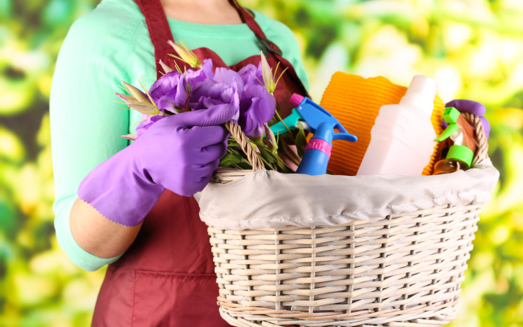 Spring Cleaning Tips Brought to You By JF Cleaning